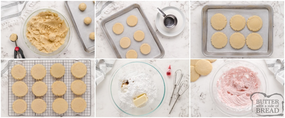 How to make Swig sugar cookies