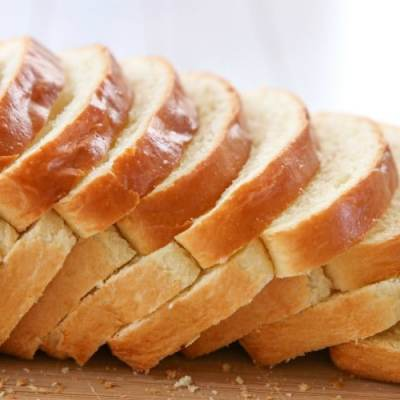 WHITE BREAD RECIPE