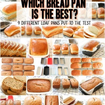 BEST BREAD LOAF PAN