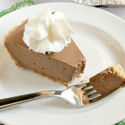 HERSHEY CHOCOLATE PIE