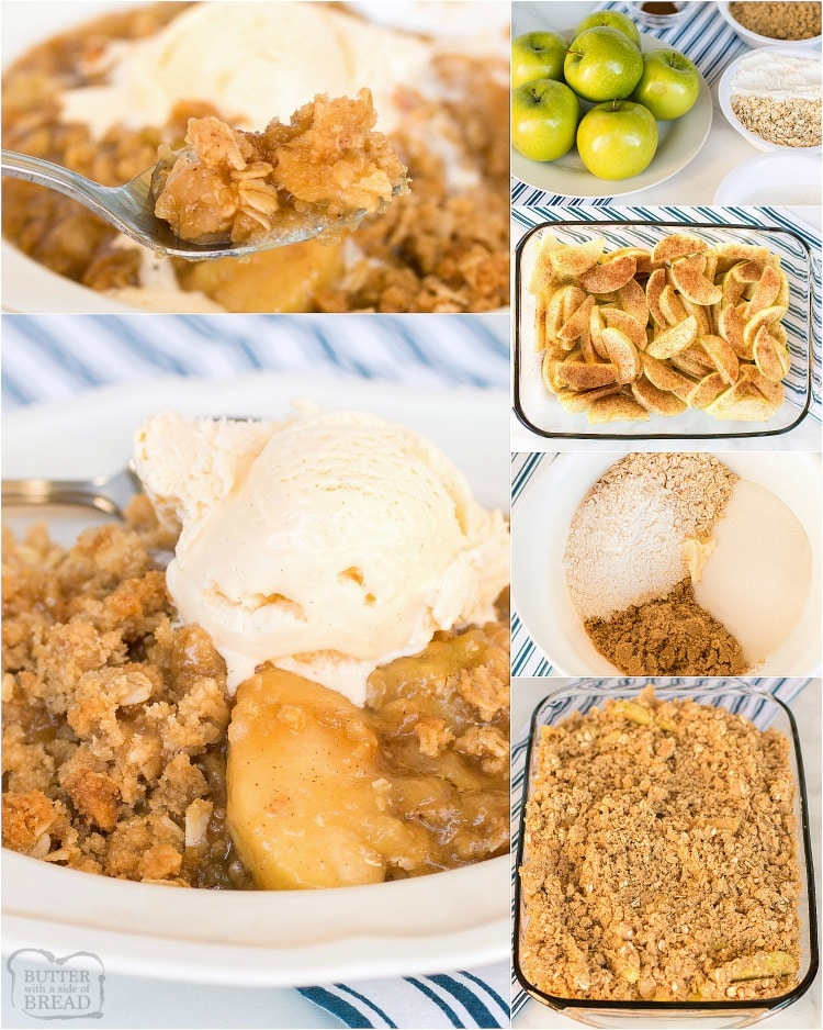How to Make Best Apple Crisp Recipe