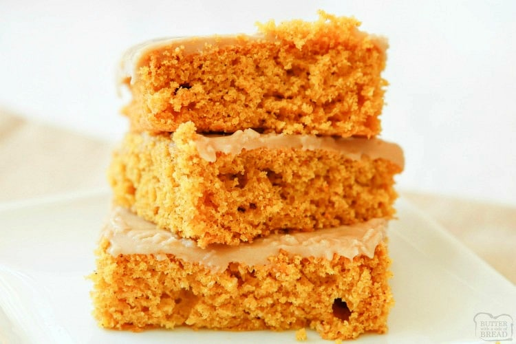 best pumpkin bar recipe