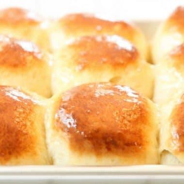 soft easy dinner rolls