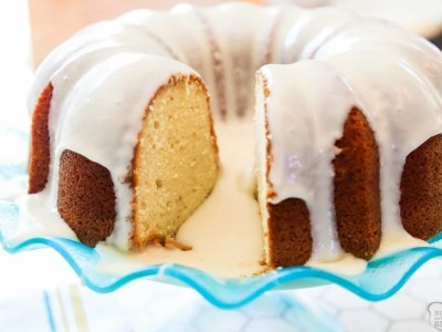 Best Banana Pound Cake recipe