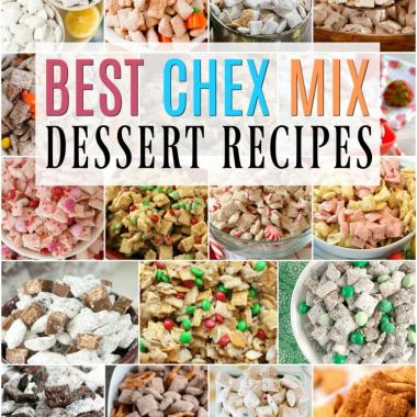 best Chex Mix recipes