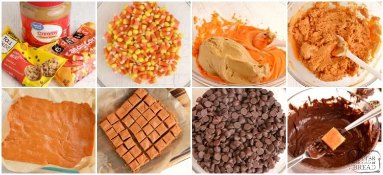 How to make homemade Butterfinger candy bars