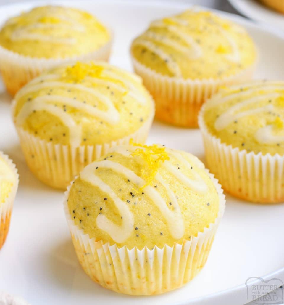 Best Lemon Poppy Seed Muffin recipe