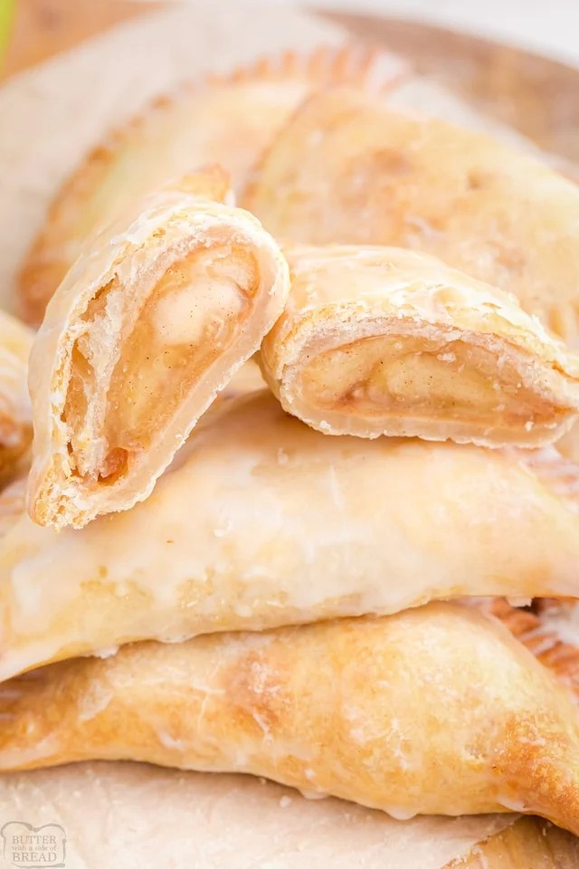How to make an Easy Apple Hand Pie recipe