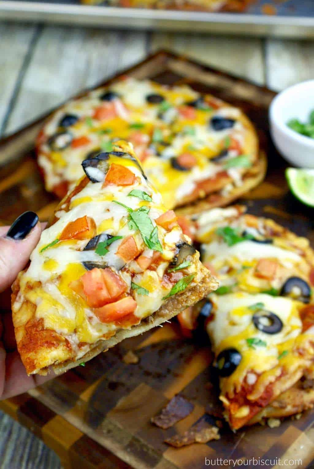 Easy Mexican Pizza Recipe Butter Your Biscuit