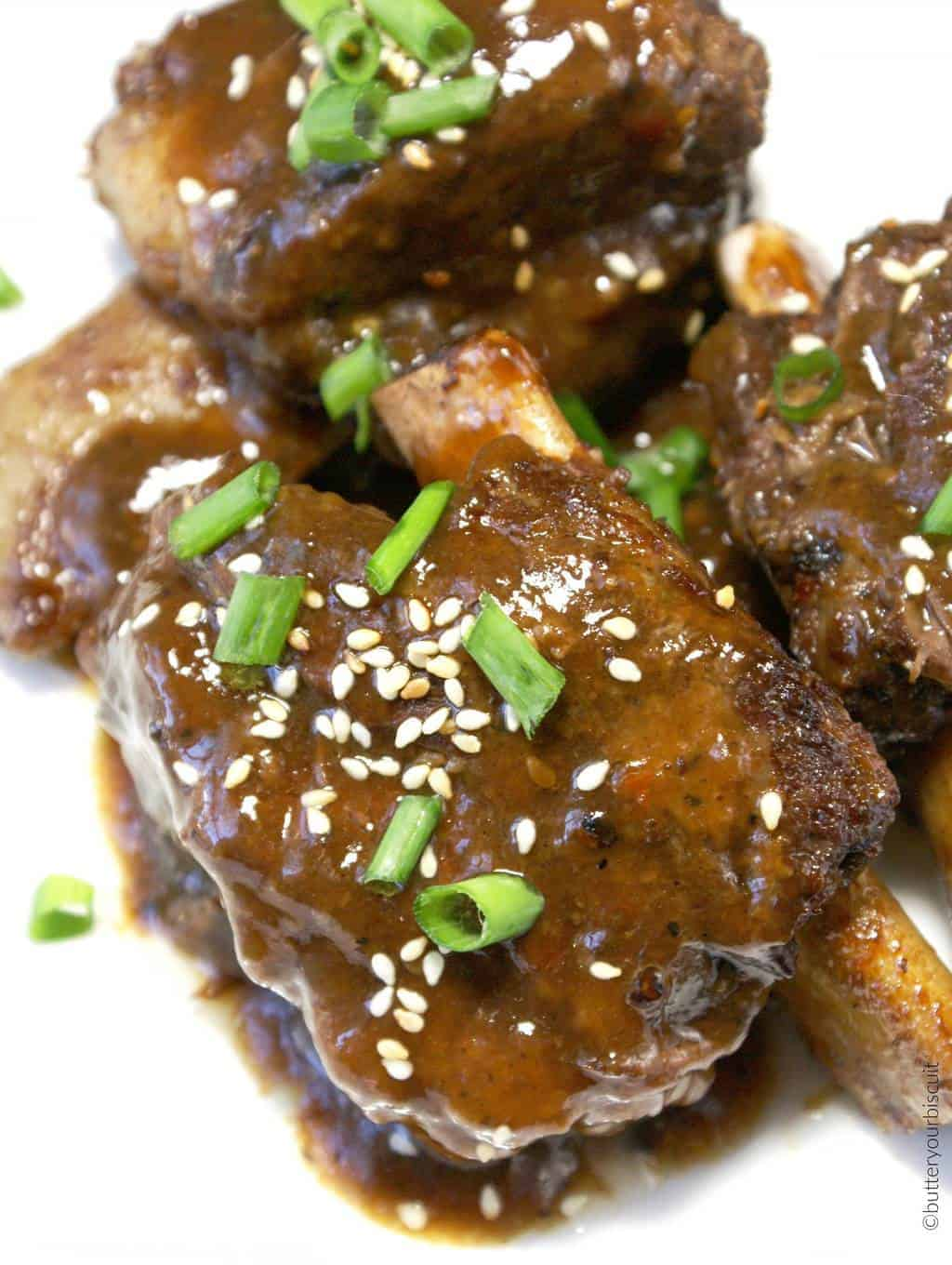 slow cooker asian beef short ribs  butter your biscuit