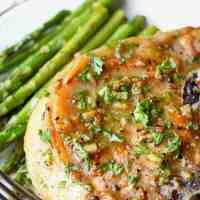 Garlic Brown Sugar Pork Chops