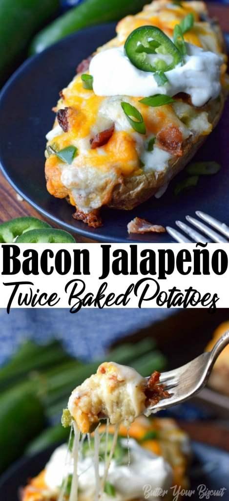 bacon jalapeno twice baked potates
