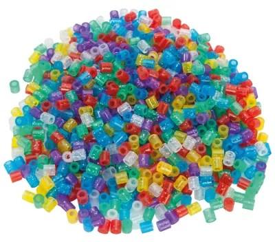 Hama 5507 Blister Eulen 2 000 Mini Perlen Zubehor Basteln