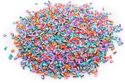 Bunt Bugelperlen Hama 8263 Perlen