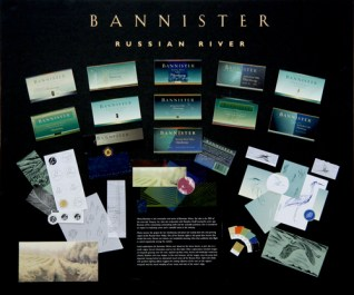 Bannister-display