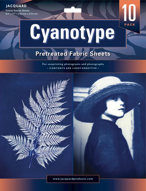 Cyanotype Packaging