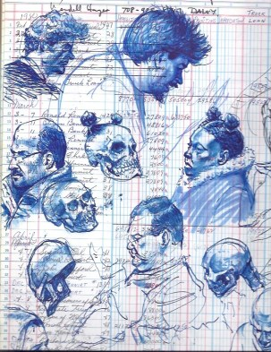 commuter sketches 1