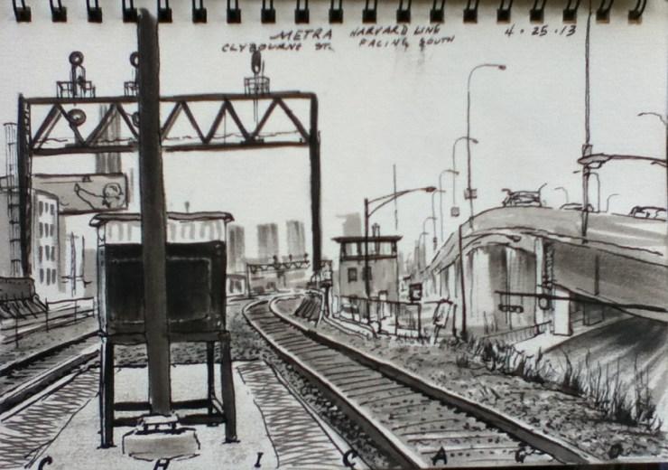 Clybourne Station