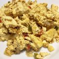 Scrambled Tofu for breakfast at Boma, Animal Kingdom Lodge