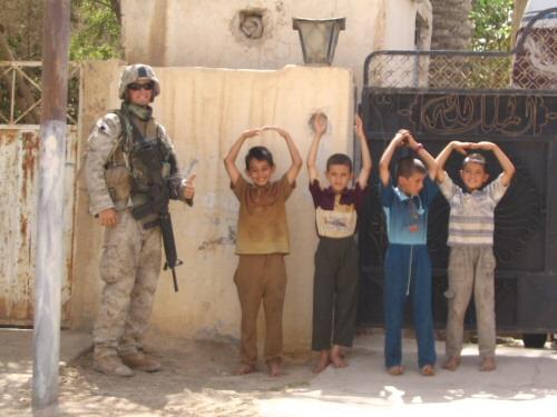 O H Iraq O