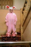 Ralphie�s Bunny Suit