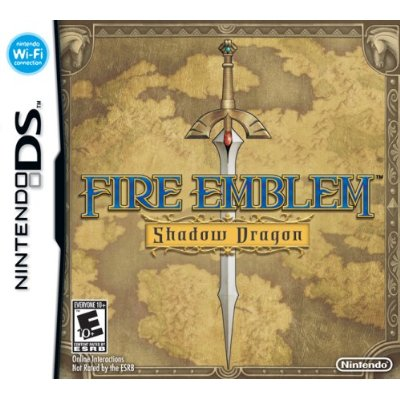 Fire Emblem Shadow Dragon