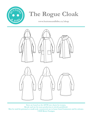The Rogue Cloak Cover Page