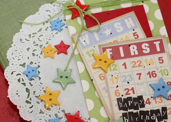 Celebrate A Star With This Handmade Birthday Card
