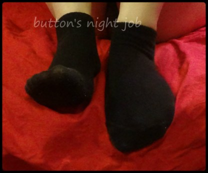 Socks, thin black 2_edit