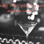 69 Sexy Haiku: Martini bar blonde