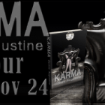 Sexy witches: A guest post by Karma author Donna Augustine