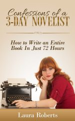 Confessions of a 3-Day Novelist free days + bonus book #giveaway