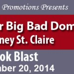 Red and Her Big Bad Dom: An excerpt, review + #giveaway