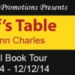 Chef's Table: An interview with debut novelist Lynn Charles