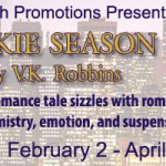 Rookie Season: An excerpt + #giveaway from VK Robbins