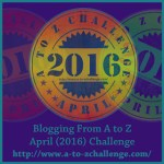 Top 10 reasons to join the #AtoZChallenge