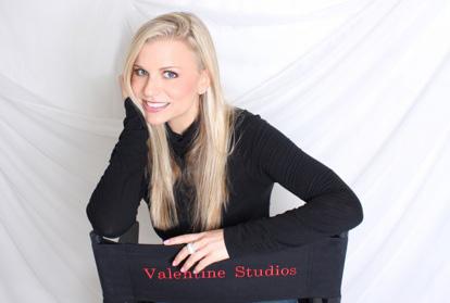 Valentine Studios owner/photographer Meg Pasetta