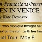 A Vixen in Venice: Excerpt + #giveaway