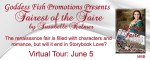 Fairest of the Faire: An excerpt + #giveaway from Susabelle Kelmer