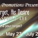 His Target, His Desire: An interview with Aspen J. Lee