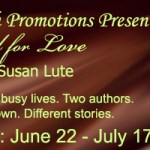 A Fool for Love: An excerpt + #giveaway from Susan Lute