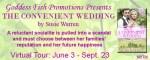 The Convenient Wedding: An interview with Susie Warren