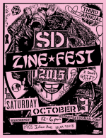 Meet me at the zine fest