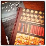 Photo of the Day: Recent bookish purchases. Reading journal = offline reviews!