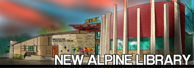 alpine-library