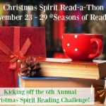 Christmas Spirit Read-a-Thon kickoff: The Santa Claus Man #CSreadathon
