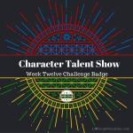 Hidden talents: writing goals, week 14