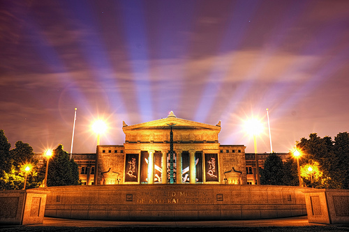 """Field museum"" image via Flickr user Justin Kern"