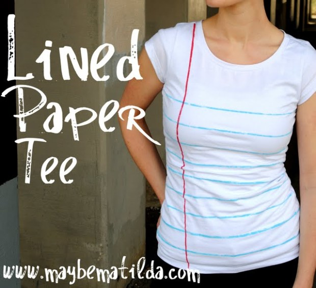 lined-paper-tee