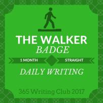 Walker-badge